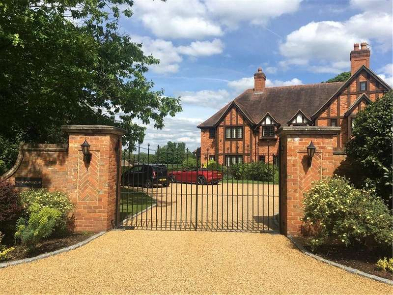 6 Bedrooms Detached House for sale in New Road, Hurley, Berkshire, SL6