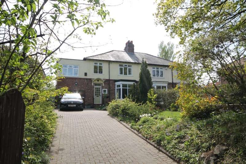 4 Bedrooms Semi Detached House for sale in Oxbridge Lane, Stockton-On-Tees, TS18