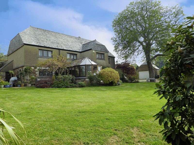 5 Bedrooms Property for sale in Lamerton, Devon