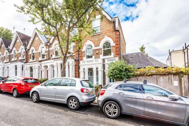 3 Bedrooms End Of Terrace House for sale in Legard Road, Highbury, N5