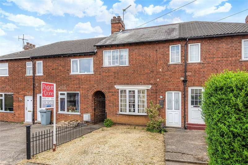 3 Bedrooms Terraced House for sale in Ryde Avenue, Grantham, NG31