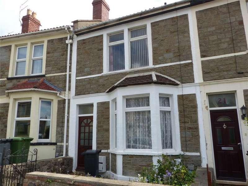 2 Bedrooms Terraced House for sale in Albert Road, Hanham, Bristol, BS15