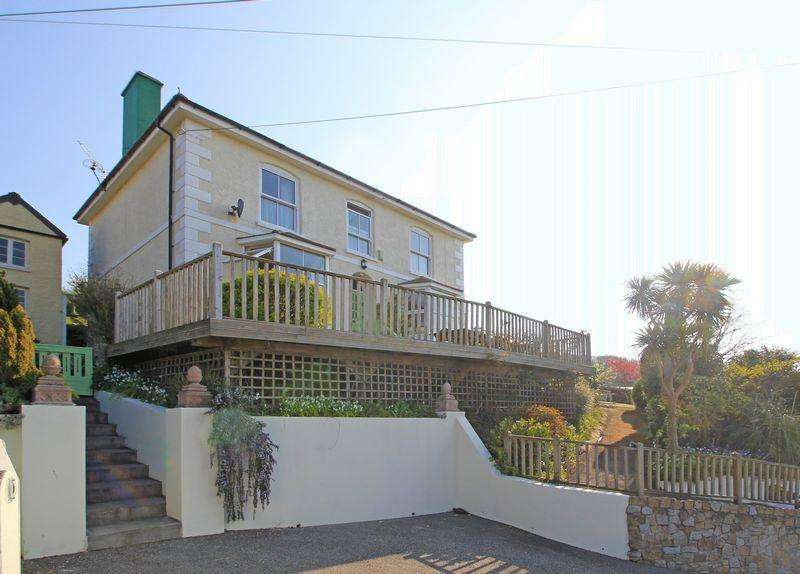 4 Bedrooms Detached House for sale in Next to Pentewan Beach, St. Austell