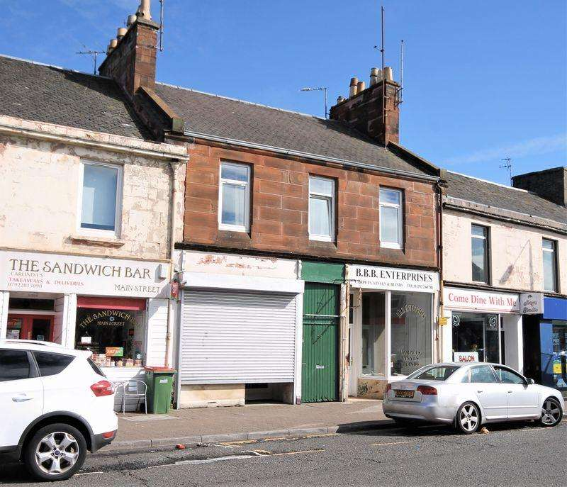 3 Bedrooms Flat for sale in Main Street, Ayr
