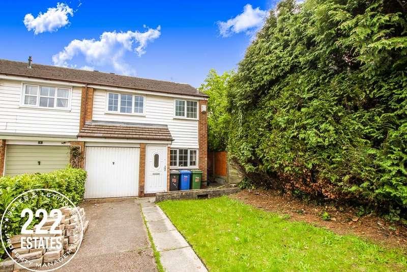 3 Bedrooms End Of Terrace House for sale in Latchford Street, Warrington, WA4