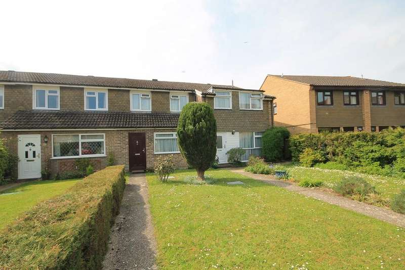 3 Bedrooms Terraced House for sale in Trout Walk, Newbury, RG14