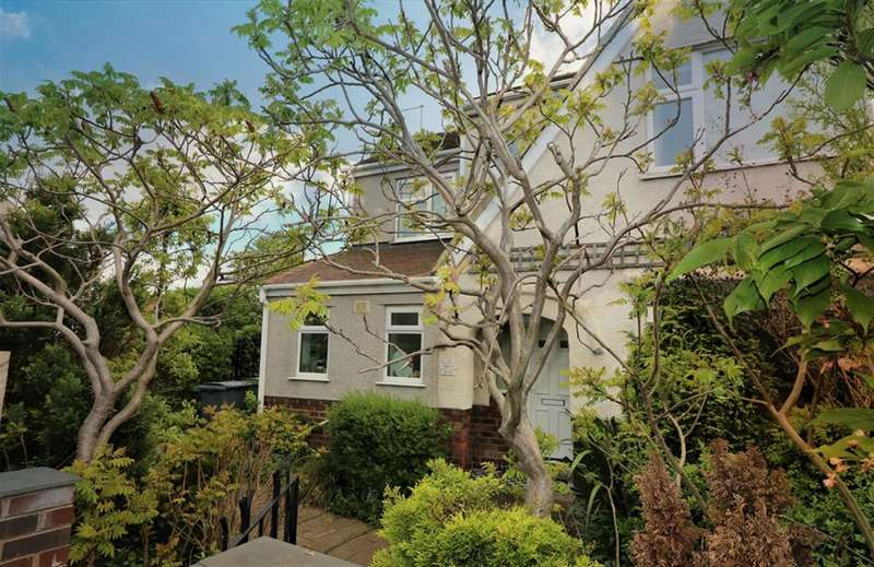 4 Bedrooms Semi Detached House for sale in Grove Road, Wallasey , Wirral, CH45 3HQ
