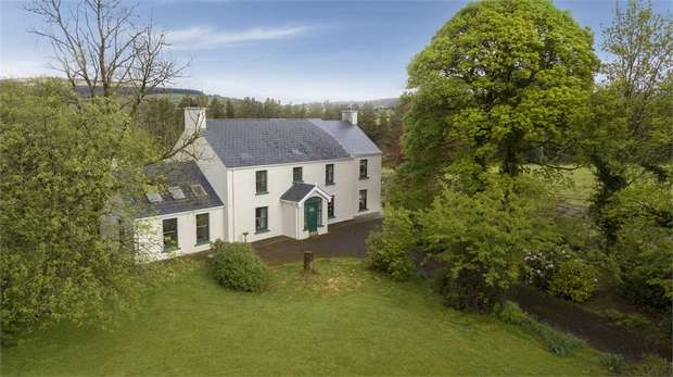 4 Bedrooms Detached House for sale in Owenreagh Road, Dromore, Omagh, County Tyrone