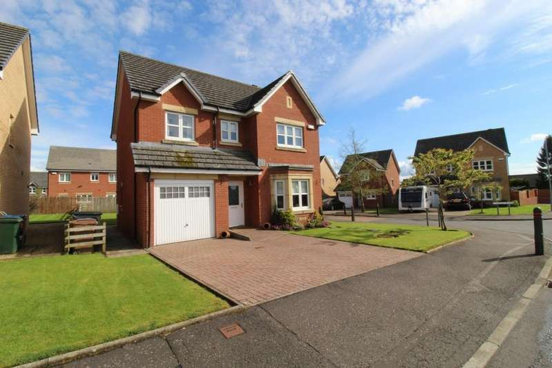 4 Bedrooms Detached House for sale in Fernlea Ave, Mauchline, KA5