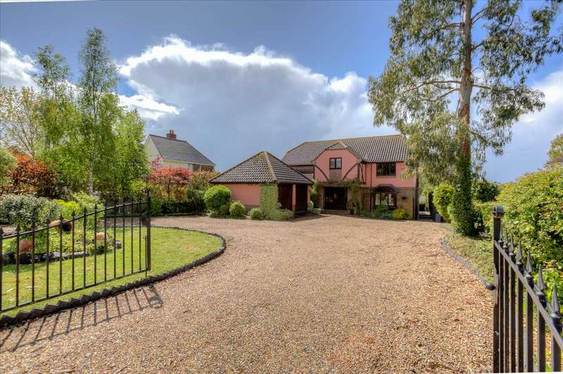 4 Bedrooms Detached House for sale in Mill Street, St Osyth