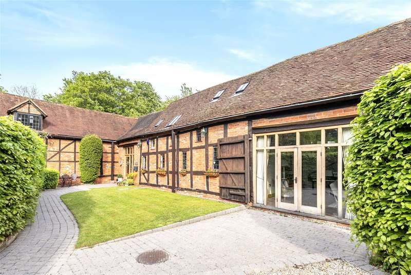 5 Bedrooms House for sale in Cutbush Lane East, Shinfield, Reading, Berkshire, RG2
