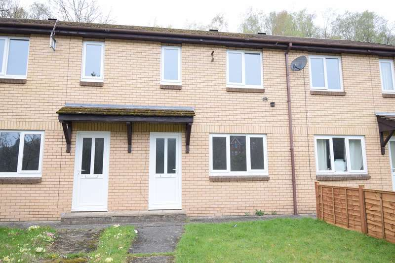 2 Bedrooms Terraced House for sale in Snatchwood Road, Pontnewynydd, Pontypool, NP4
