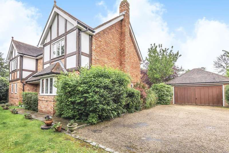 6 Bedrooms Detached House for sale in Priory Lane, Warfield, Berkshire, RG42