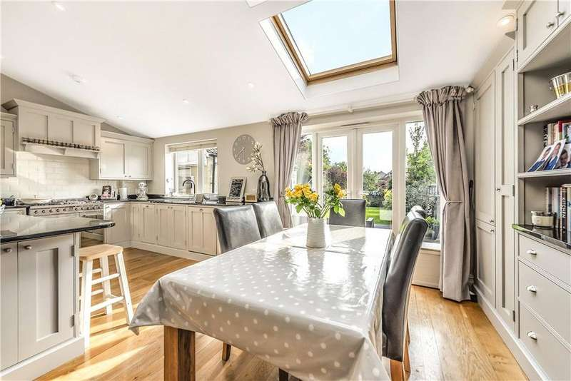 4 Bedrooms Semi Detached House for sale in Falcondale Road, Westbury On Trym, Bristol, BS9