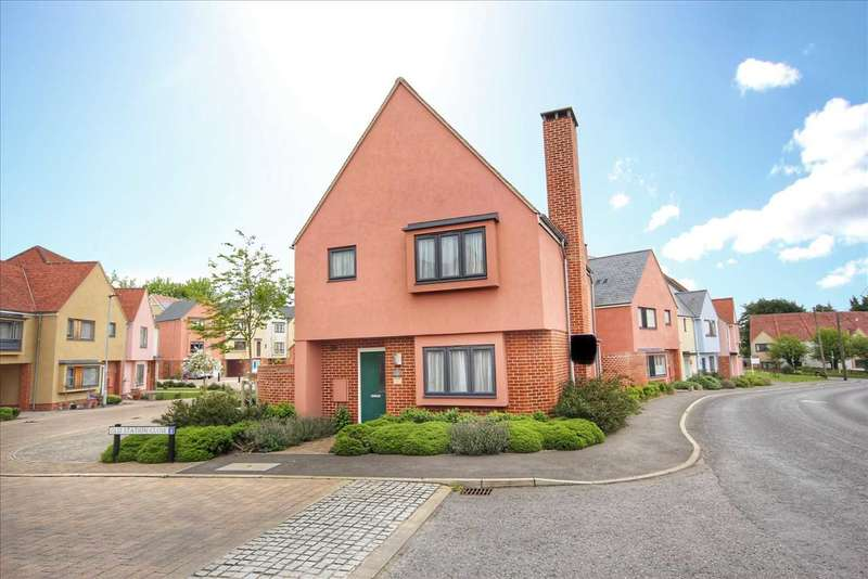 3 Bedrooms Detached House for sale in Preston Road, Lavenham