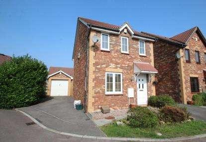 3 Bedrooms Detached House for sale in Juniper Way, Bradley Stoke, Bristol, Gloucestershire
