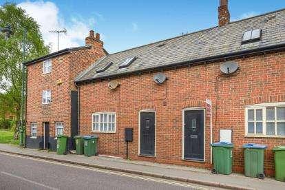 1 Bedroom Maisonette Flat for sale in Stratford Road, Buckingham, Buckinghamshire