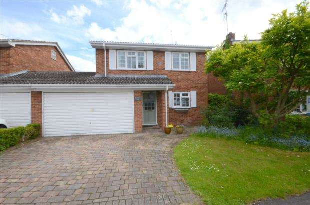 4 Bedrooms Link Detached House for sale in Chestnut Close, Maidenhead, Berkshire