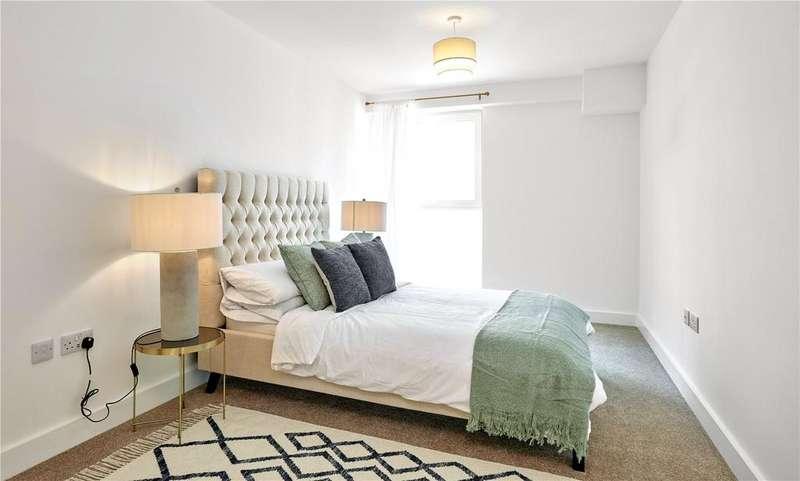 2 Bedrooms Flat for sale in Park Place, Stevenage, Hertfordshire, SG1