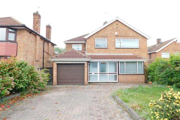 4 Bedrooms Detached House for sale in The Osiers, Leicester, LE3