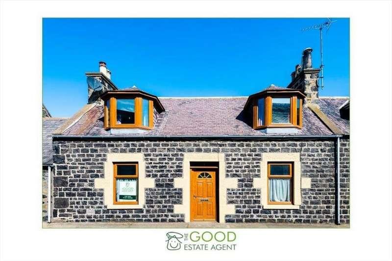 3 Bedrooms Terraced House for sale in West Skene Street, Macduff AB44