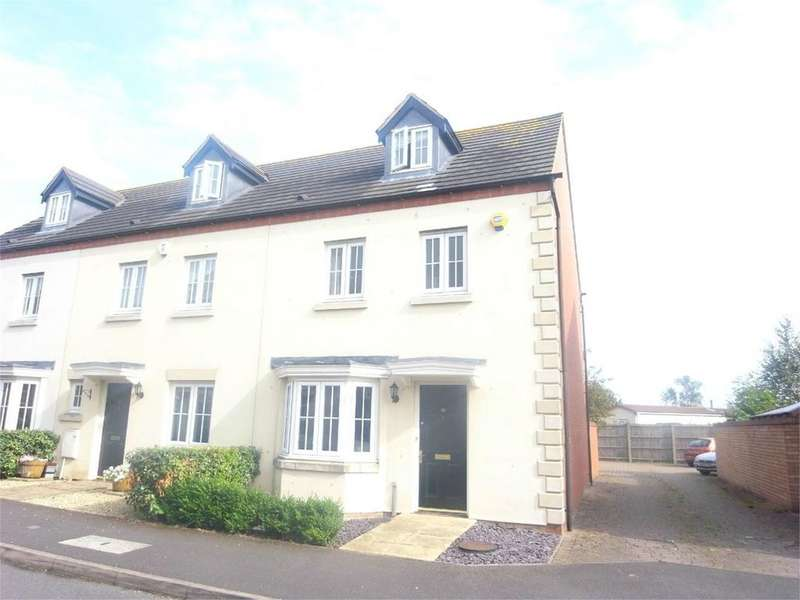 4 Bedrooms End Of Terrace House for rent in Birch Grove, Lower Stondon, Henlow, SG16