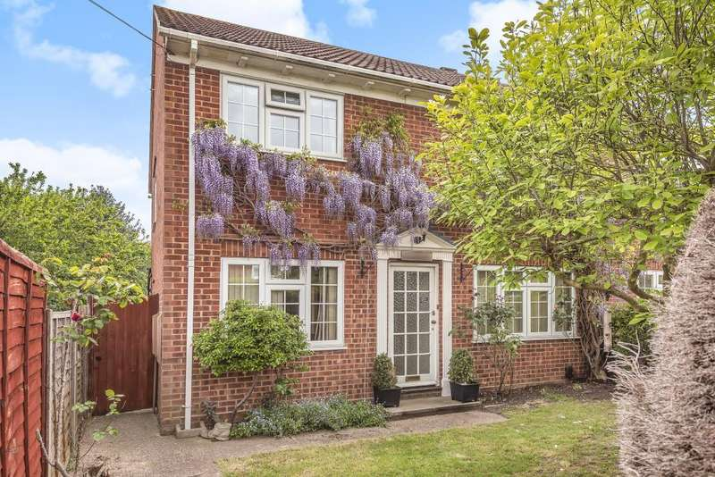 4 Bedrooms House for sale in Camden Road, Maidenhead, SL6