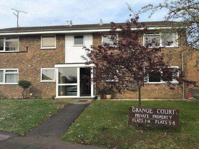 2 Bedrooms Apartment Flat for sale in Grange Court, Sidmouth Grange Close, Reading, Berkshire, RG6