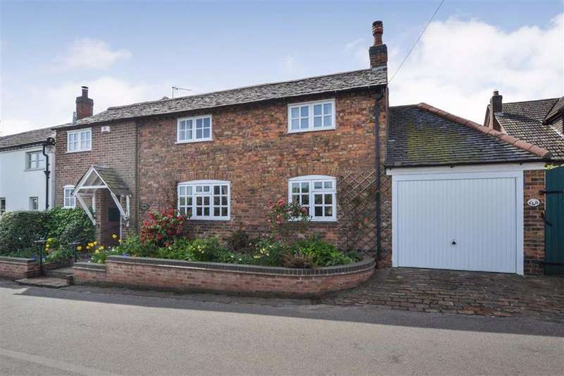 3 Bedrooms Cottage House for sale in Newton Burgoland