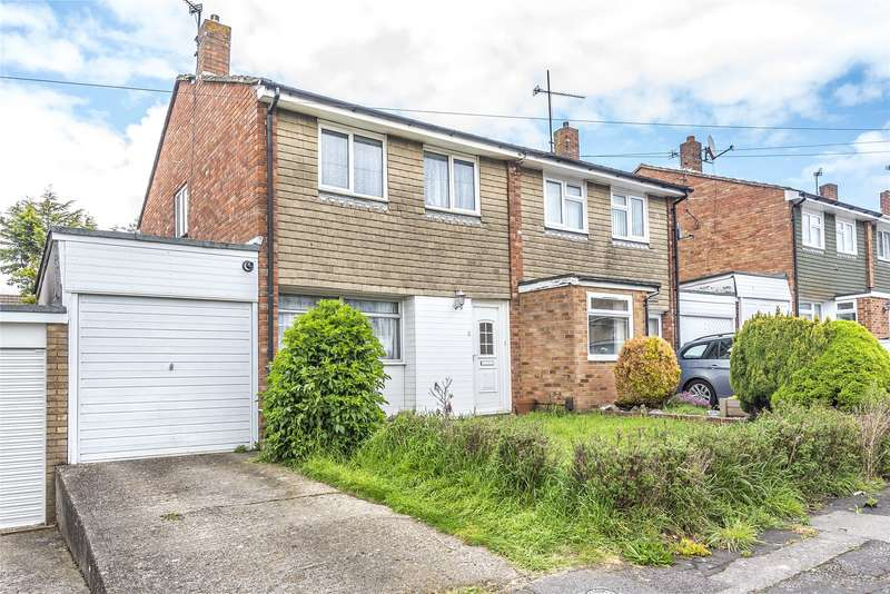 3 Bedrooms Semi Detached House for sale in Corinne Close, Reading, Berkshire, RG2