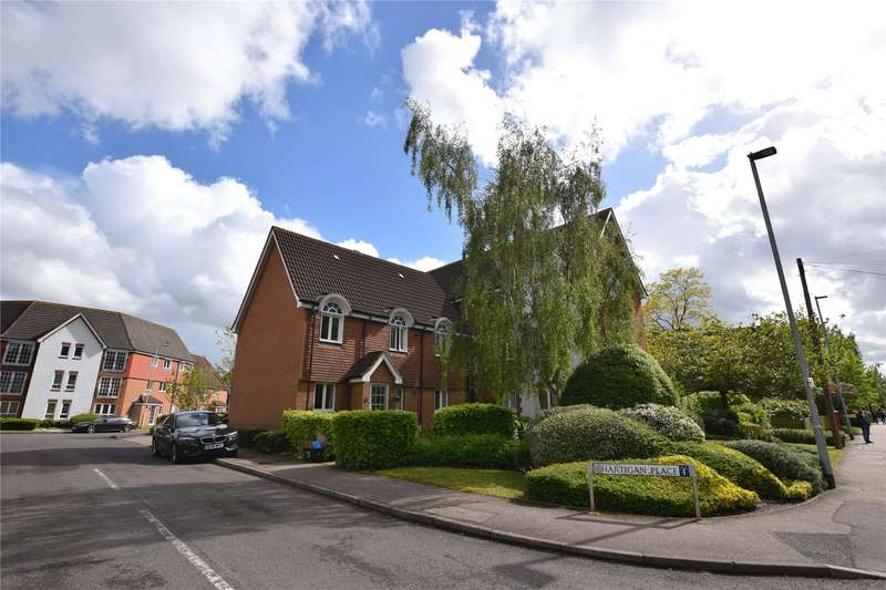 2 Bedrooms Apartment Flat for sale in Hartigan Place, Woodley, Reading, Berkshire, RG5