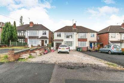 3 Bedrooms Semi Detached House for sale in Wolverhampton Road, Oldbury, West Midlands