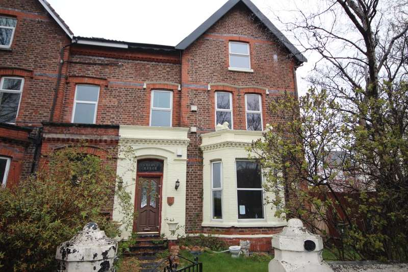 Semi Detached House for sale in 33 Crosby Road South, Liverpool, Merseyside