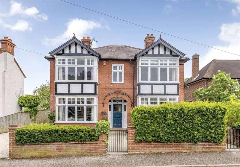 4 Bedrooms Detached House for sale in Buccleuch Road, Datchet, Berkshire