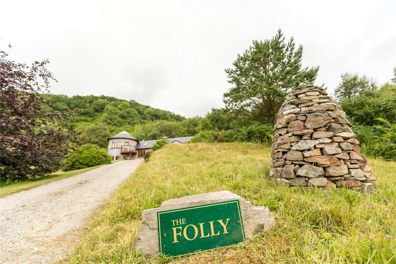 1 Bedroom Detached House for sale in Lot 2 - The Folly, Ardslingnish, Acharacle