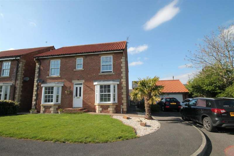 4 Bedrooms Detached House for sale in Birch Meadows, Hunwick,