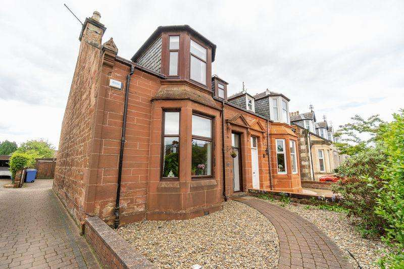 4 Bedrooms Semi-detached Villa House for sale in 10 Ashgrove Street, Ayr, KA7 3AQ