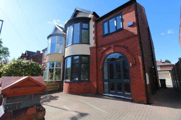 4 Bedrooms Semi Detached House for rent in Rye Bank Road, Firswood, Manchester, M16
