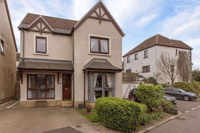 4 Bedrooms Detached House for sale in 14 Muirfield Station, Gullane, EH31 2HY