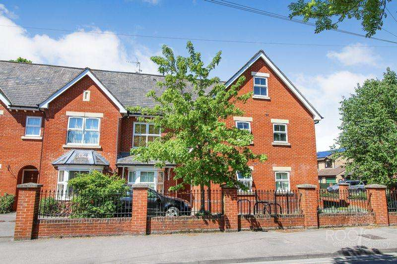 2 Bedrooms Apartment Flat for sale in Town Centre, Thatcham