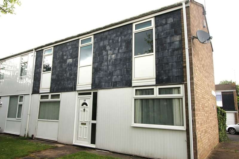 3 Bedrooms Property for sale in Outwood Close, Leicester, LE3