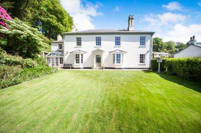 6 Bedrooms Detached House for sale in Sidmouth, Devon