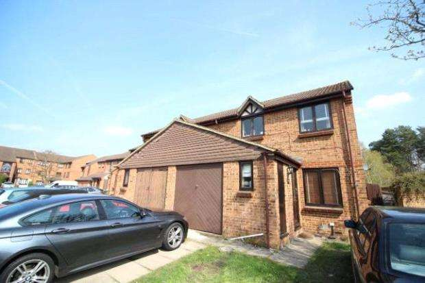 3 Bedrooms End Of Terrace House for sale in Kilmington Close, Bracknell, Berkshire