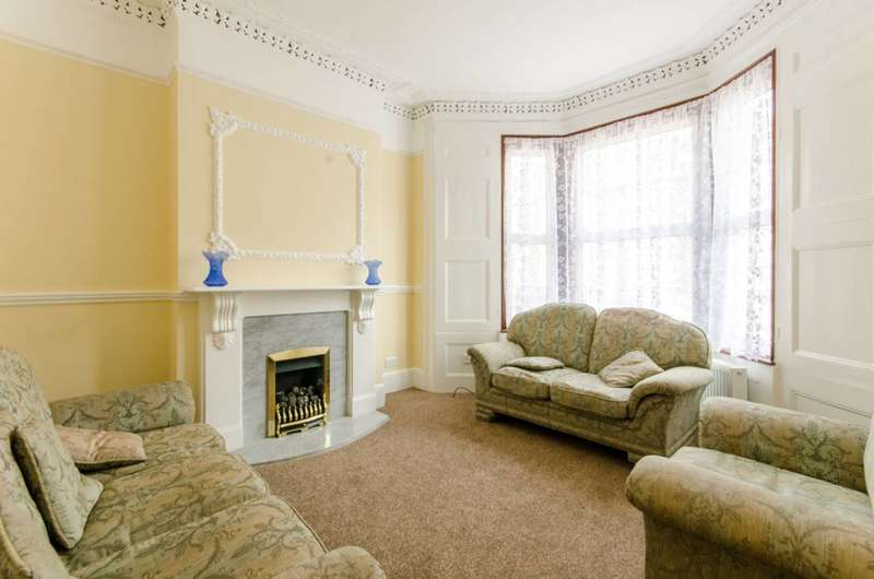 4 Bedrooms House for sale in Blackhorse Road, Walthamstow, E17
