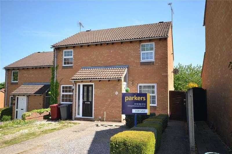 2 Bedrooms End Of Terrace House for sale in Wealden Way, Tilehurst, Reading, Berkshire, RG30