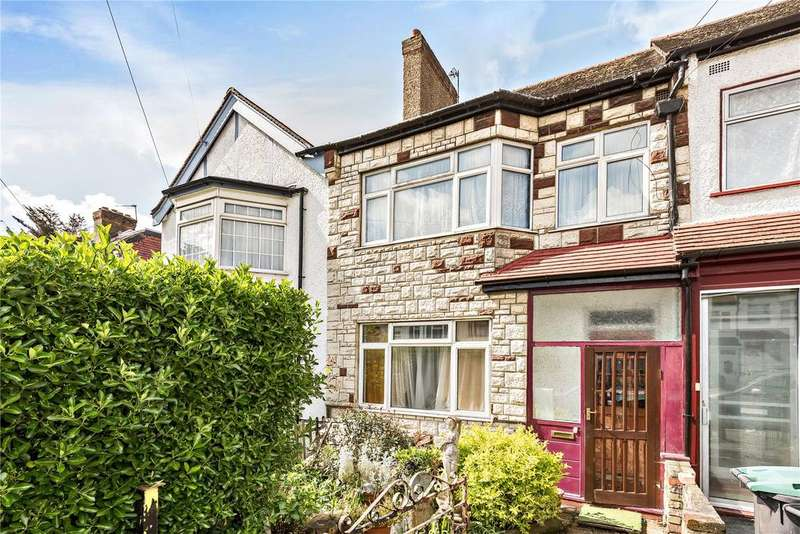 4 Bedrooms Terraced House for sale in Norfolk Avenue, Palmers Green, London, N13