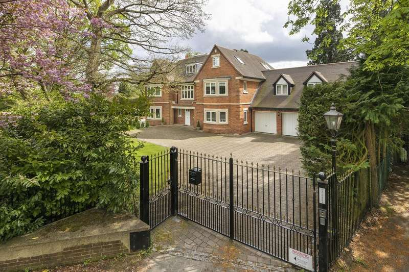 6 Bedrooms Detached House for sale in Queens Hill Rise, Ascot