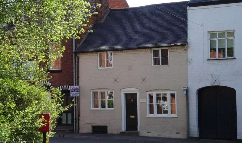 3 Bedrooms Terraced House for sale in High Street, Newent