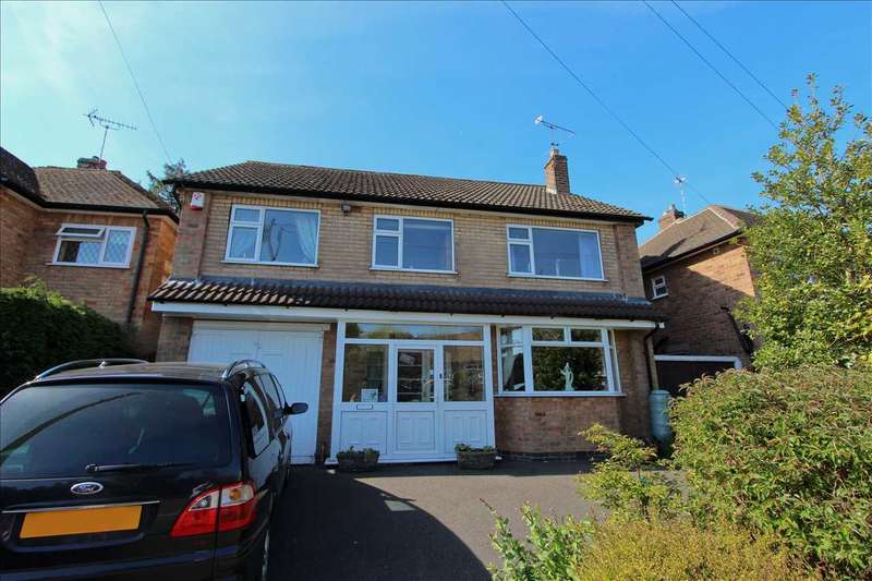 5 Bedrooms Detached House for sale in Glenfield Frith Drive, Glenfield
