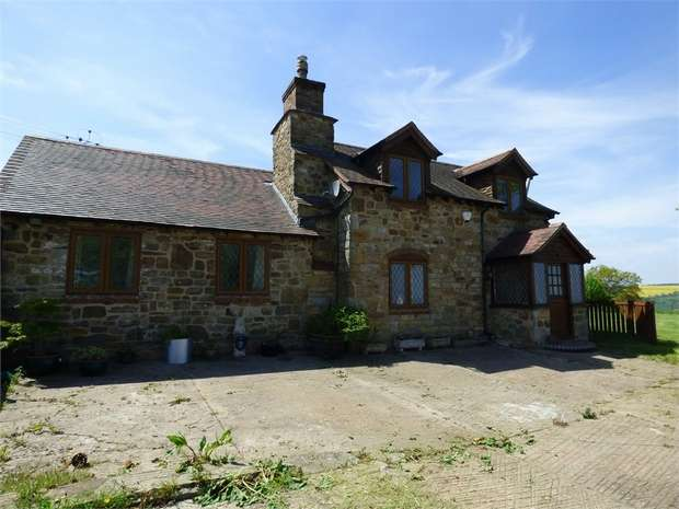 3 Bedrooms Detached House for sale in Farlow, Kidderminster, Shropshire